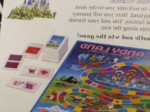 Candy Land Game - Park Edition Candyland- SEALED