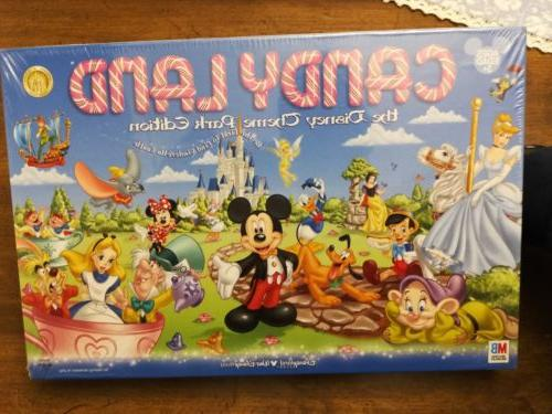 candy land board game disney theme park