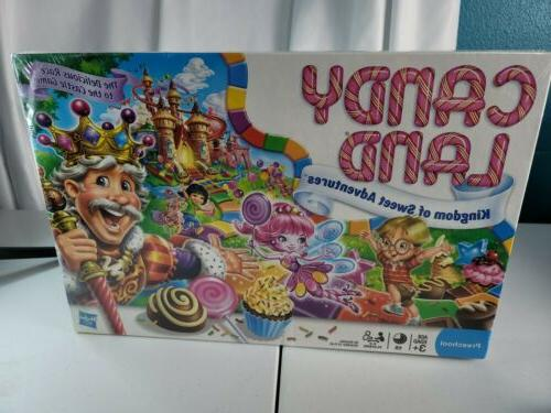 candy land board game kingdom of sweet
