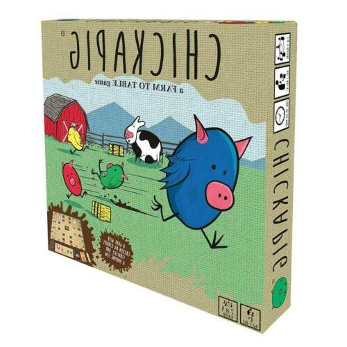 Buffalo Games Chickapig Game - Strategic Where Hybrids...