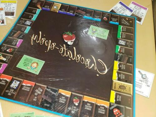 Chocolate-Opoly Theme Lovers factory sealed.