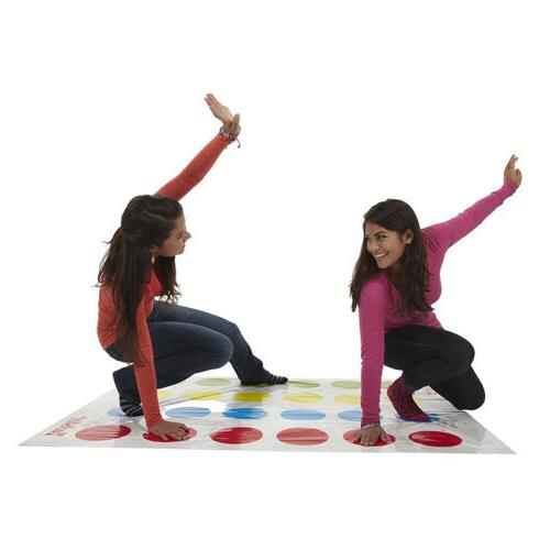 Funny Kids Body Twister Moves Mat Board Family Game Children