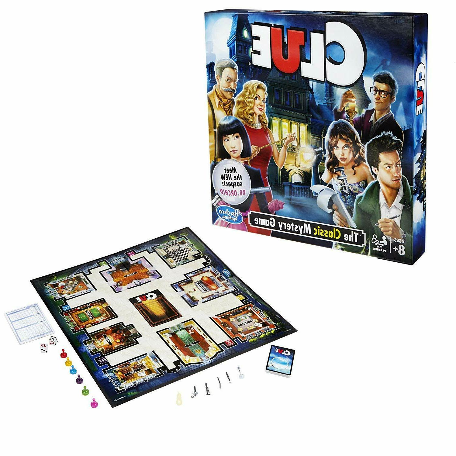 Clue Board New - Free