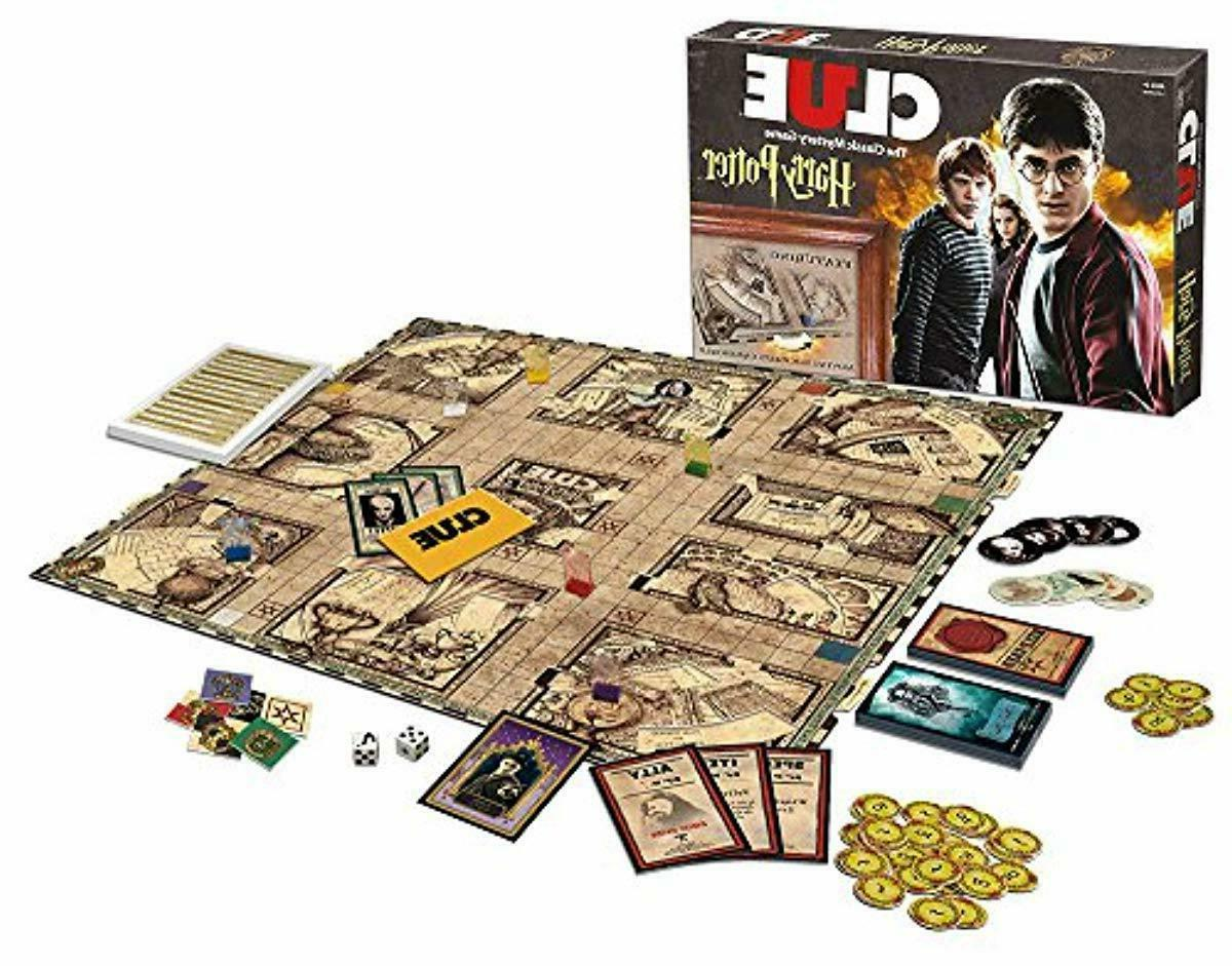 USAopoly Clue Board Game