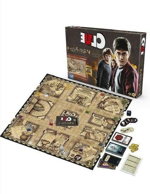 Clue: Board Game