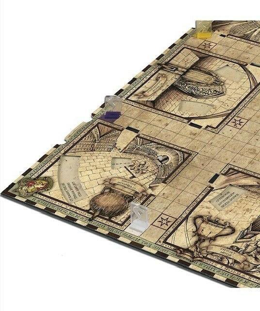Clue: Harry Board Game