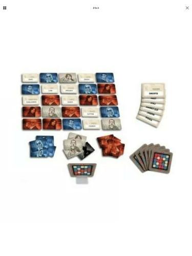 Codenames Czech Games GameParty Game. - Cards - - Card