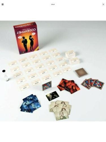 Codenames Czech GameParty Cards - Rule -