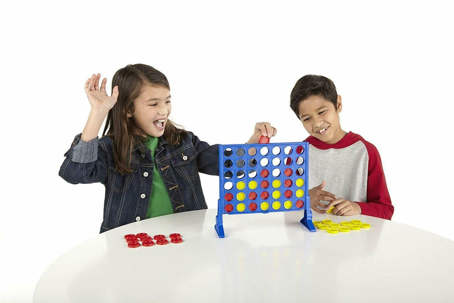 Connect Four Classic Family Fast Board Kids Adult
