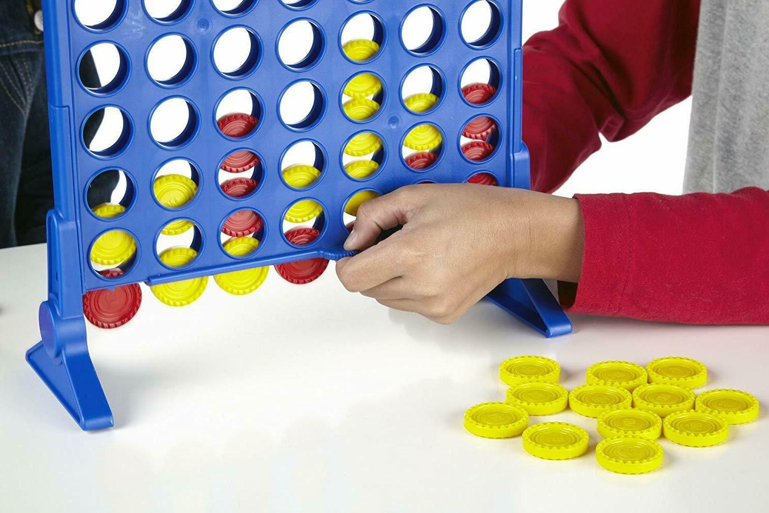 Connect 4 Four Family Board Kids Adult