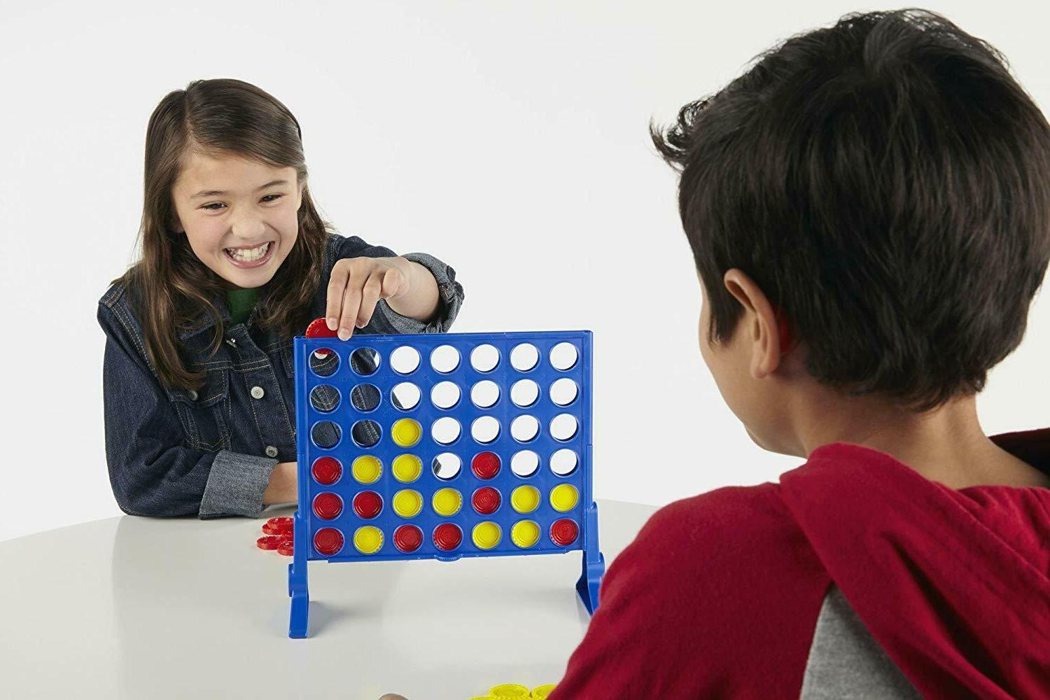 Connect 4 Four Family Fun Fast Board Adult