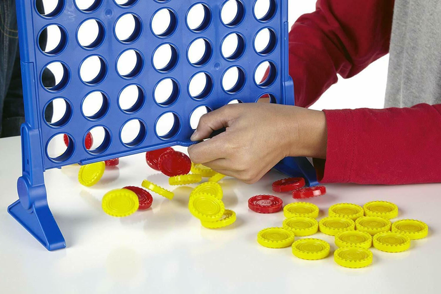 Connect 4 Four Family Board Game Kids Adult New