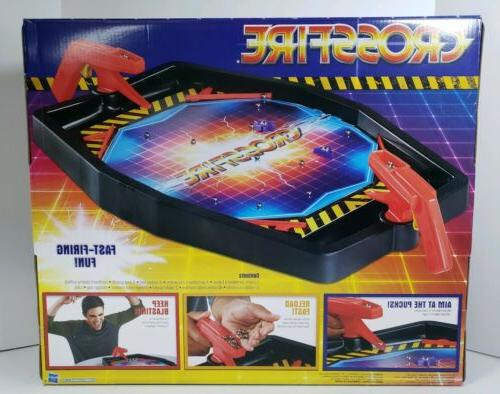 Crossfire Launching Game Rapid Fire Hasbro - New, Unopened