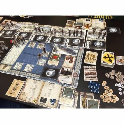 Plaid Games Dead of A Crossroads Board