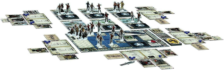 DEAD OF CROSSROADS - BOARD GAME -
