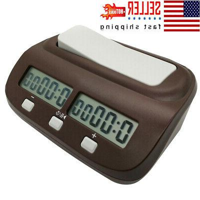 digital board game competition counting alarm accurate