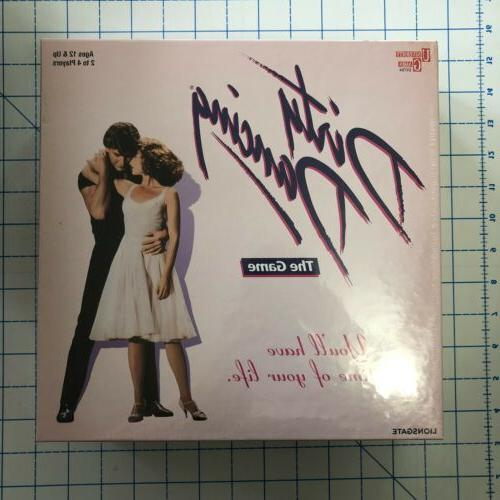 dirty dancing board game new sealed