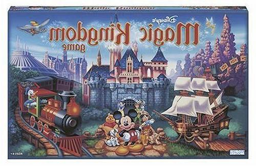 disney magic kingdom family game
