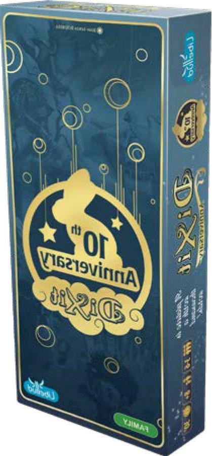dixit anniversary expansion board game new factory