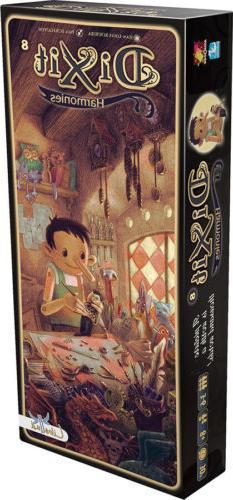 Dixit: Harmonies Board Game