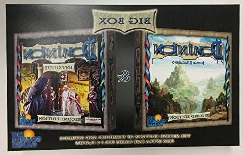 Dominion Big Box II Board Game