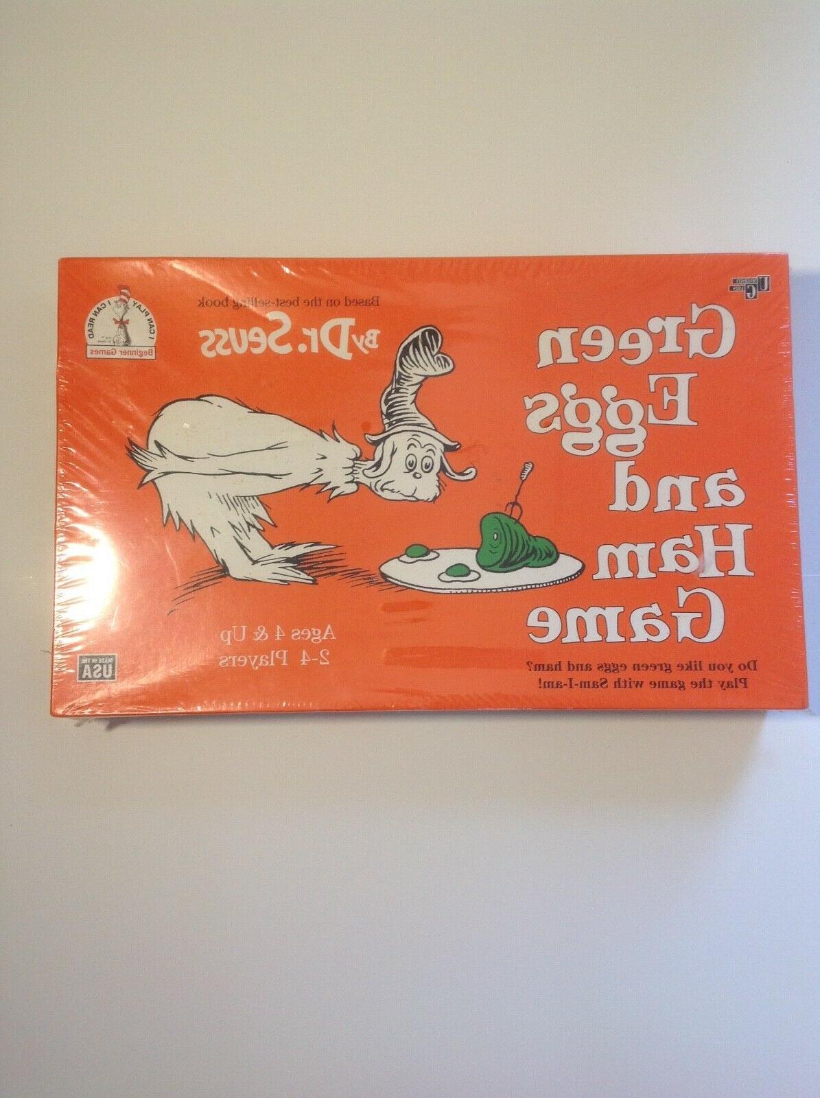 dr seuss green eggs and ham board