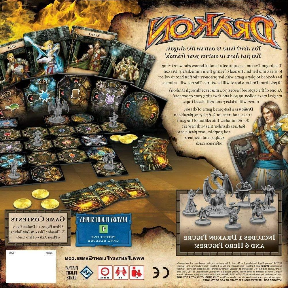 DRAKON 4th Game by Games