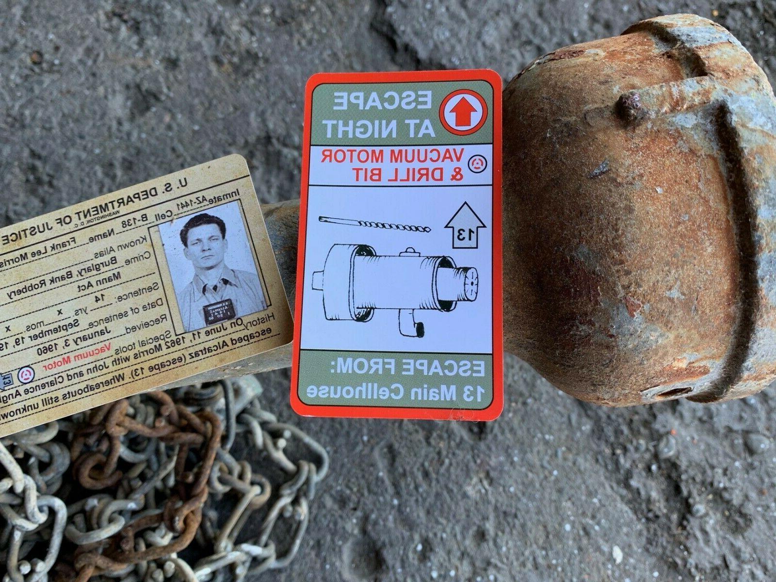 ALARM From Alcatraz Board Game