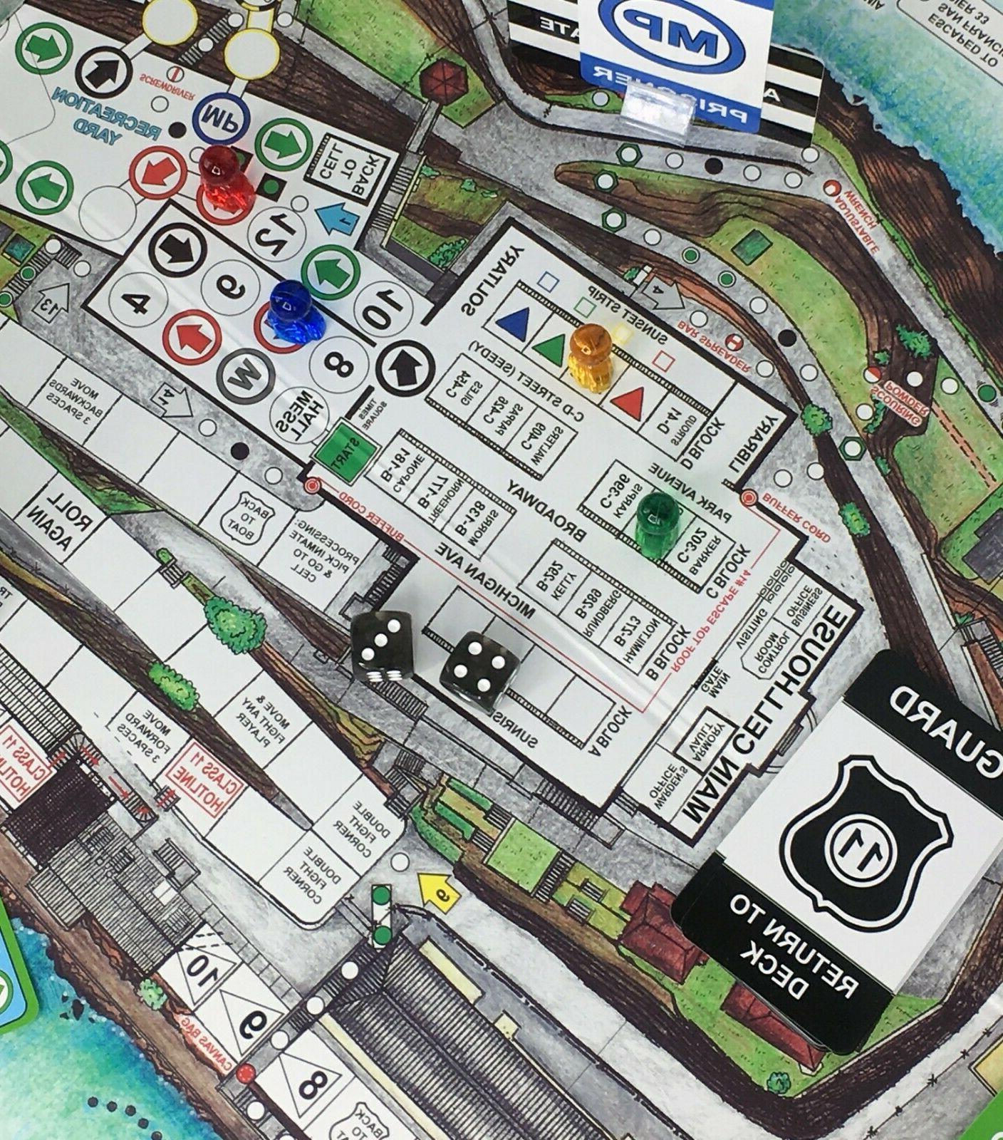 ALARM 22 Escape Alcatraz Game
