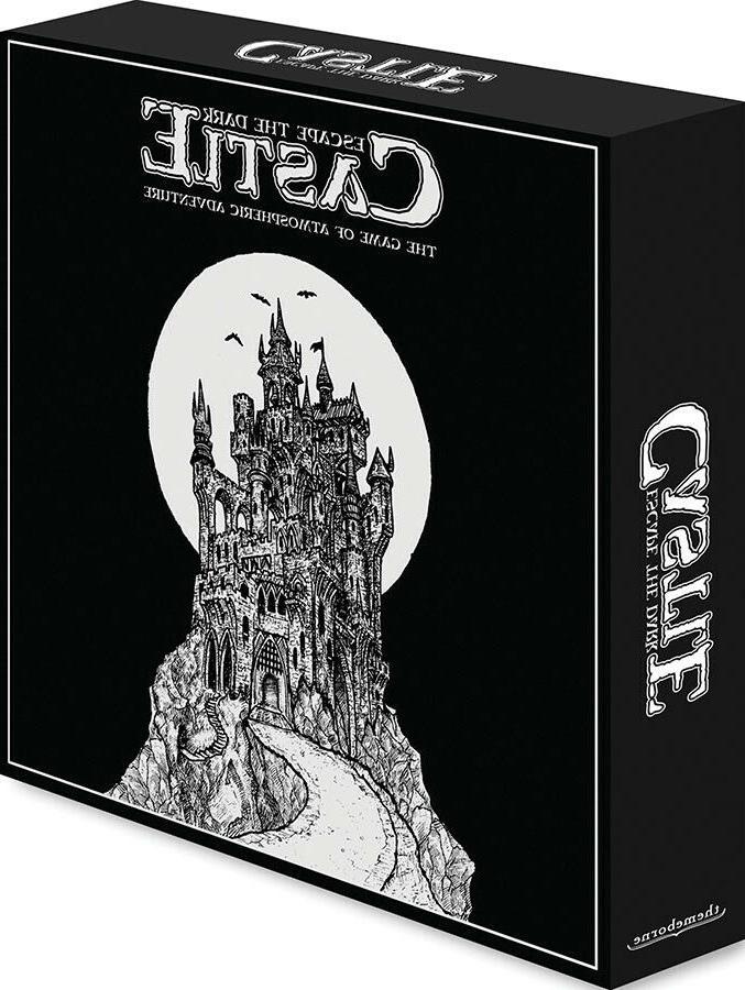 escape the dark castle board game factory