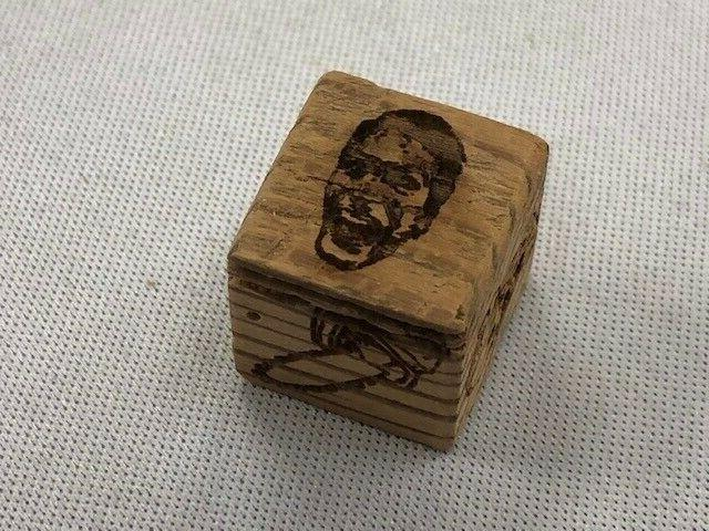 Evil Game - Made From Wood From Movie