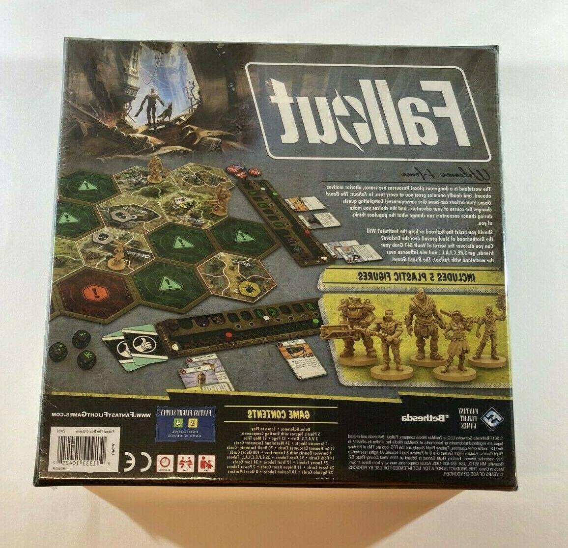 Fantasy Flight - Fallout Board --->