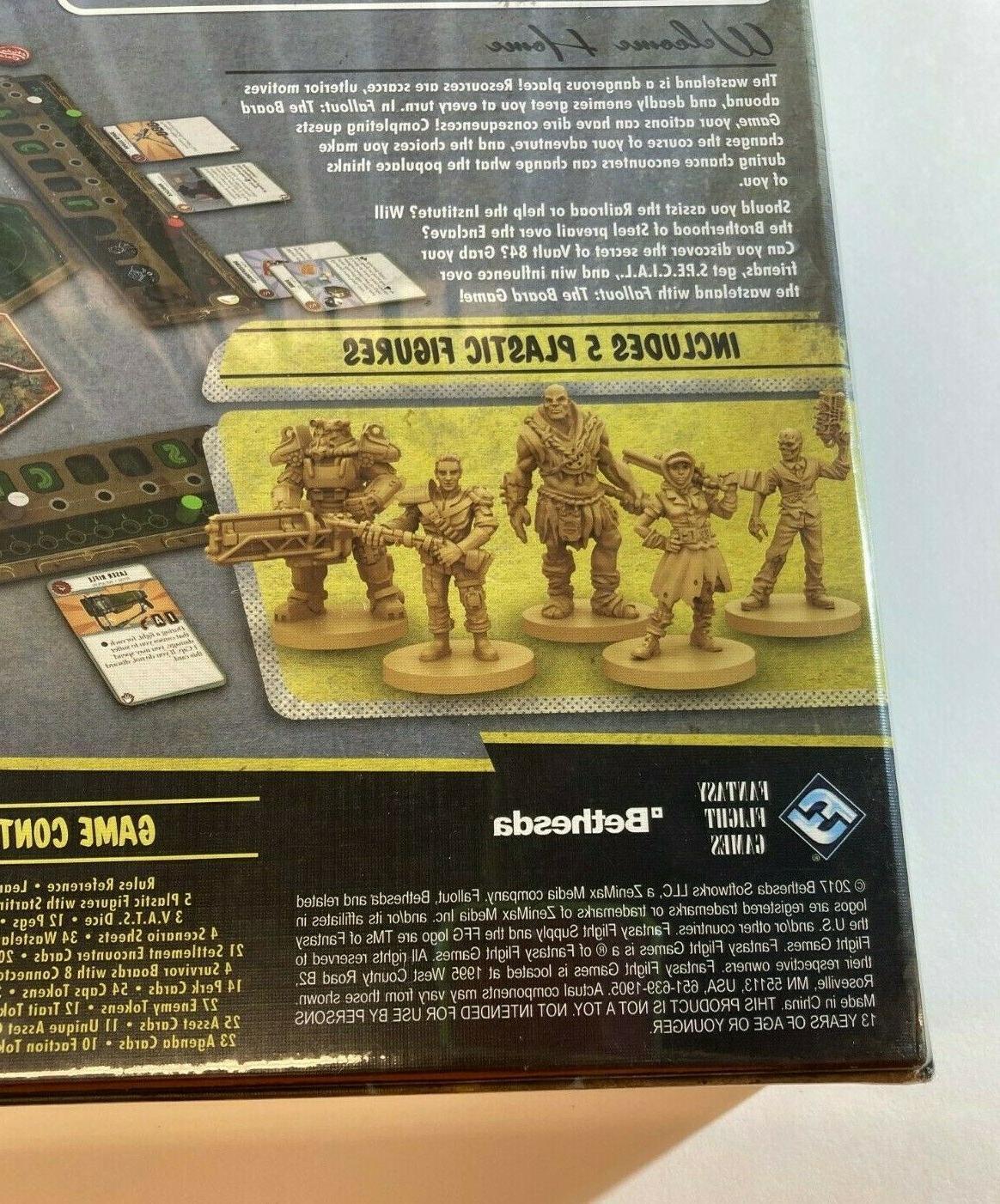 Fantasy Fallout - Board Game ---> SEALED