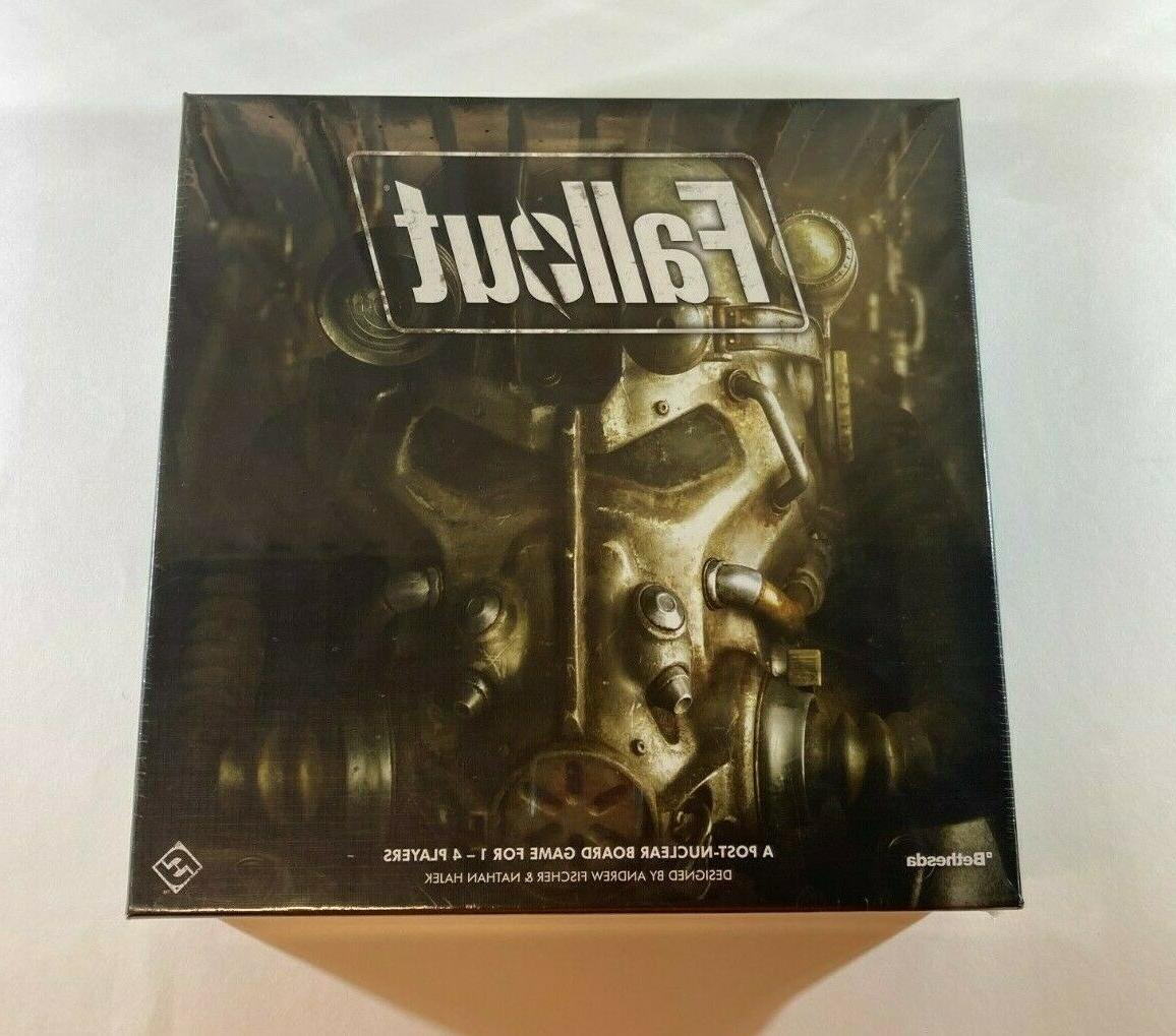 fallout board game brand new sealed