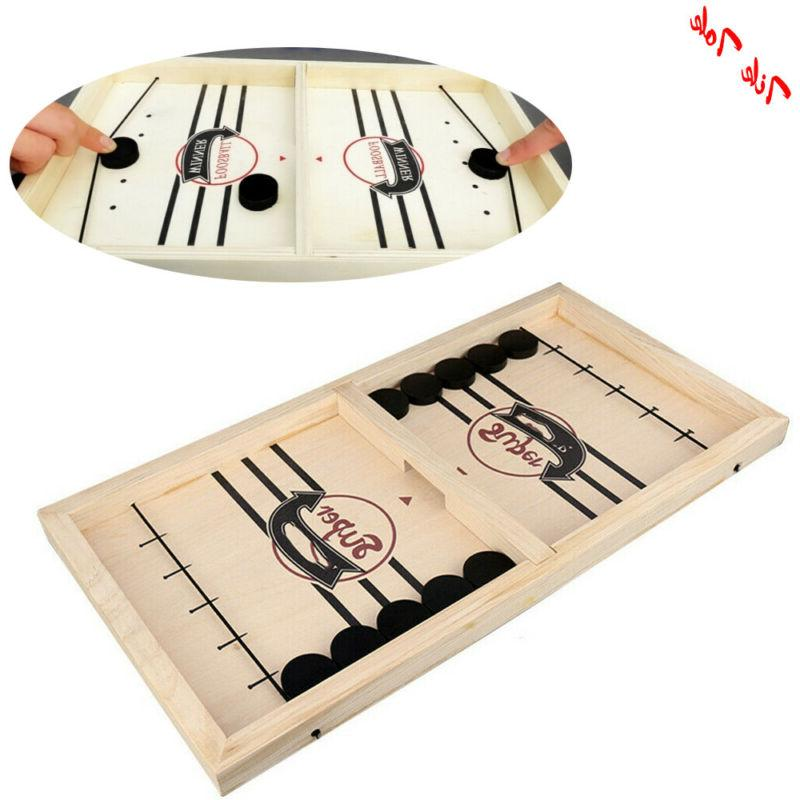 Fast Sling Paced Sling Puck Board Family Toys Adult