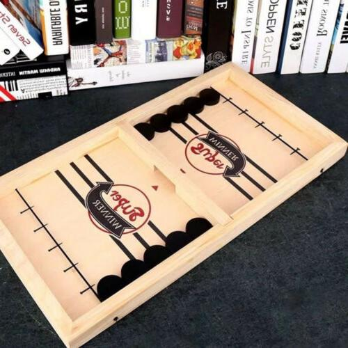 Fast Sling Paced SlingPuck Board Family Juego Toy US