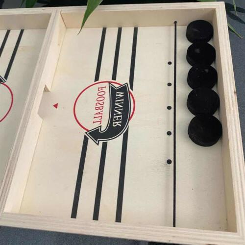 Fast Puck Game Family Game Juego Toy