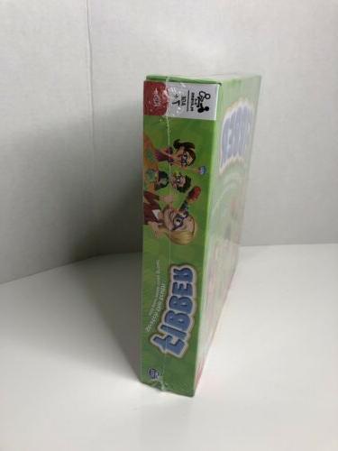 Fibber Game Kids Night Master Games