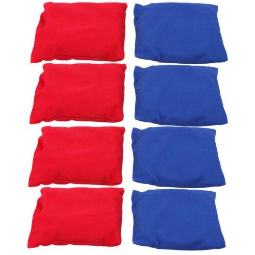 Foldable Bean Bag Cornhole Game Regulation Size 2FT EZ Set