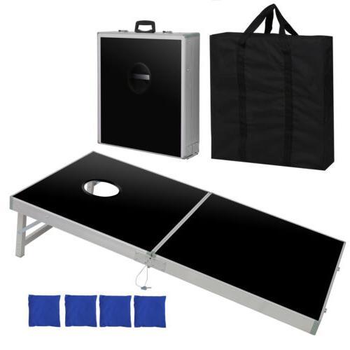 Foldable Bag Toss Cornhole Regulation x 2FT