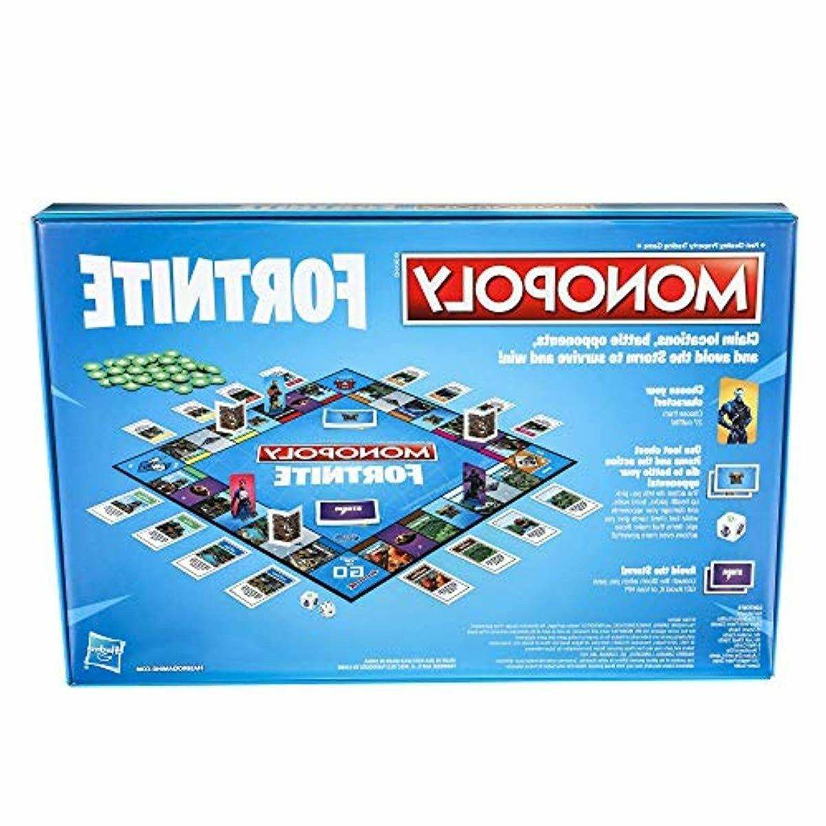 Monopoly: Game Inspired by an