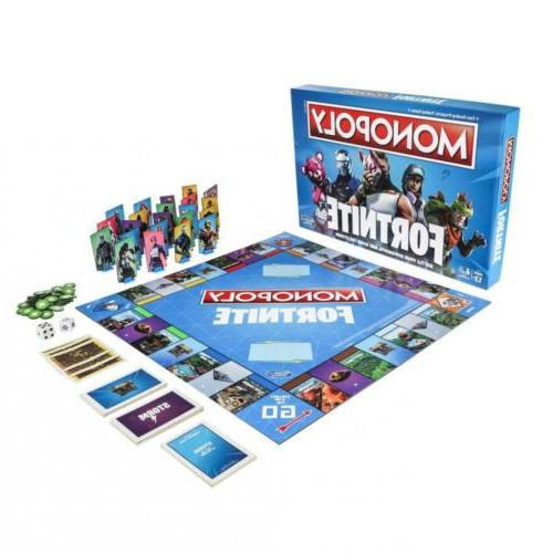 Monopoly: Edition Board Game Inspired by Video Ages Up