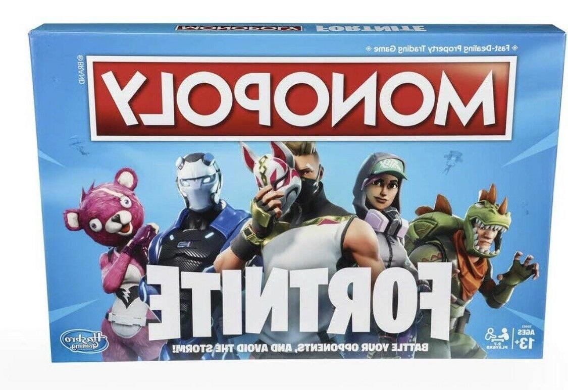 Fortnite Monopoly Limited Fornite