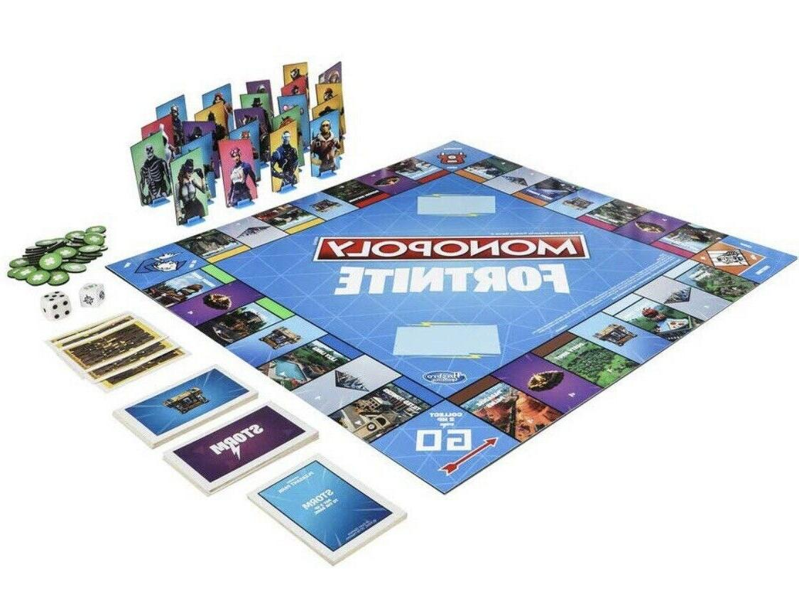 Fortnite Monopoly Board Game Limited NEW Fornite TODAY