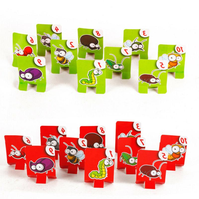 Funny Take Card-Eat Catch Bugs Game Games Games for Kids