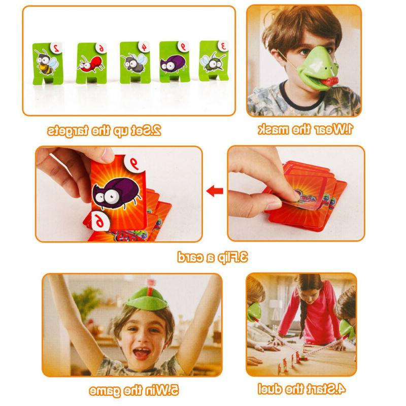 Funny Card-Eat Pest Catch Bugs Game Games Games Kids
