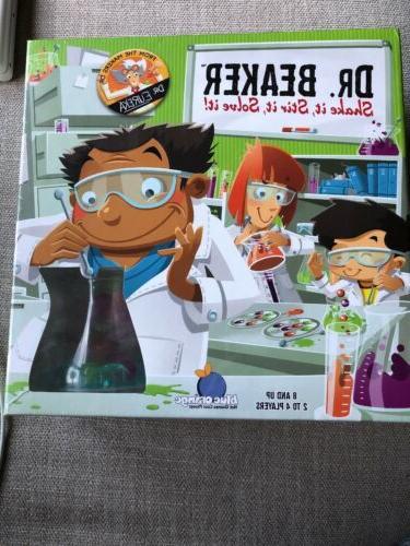 games dr beaker science speed