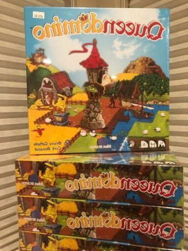 games queendomino strategy board game all ages