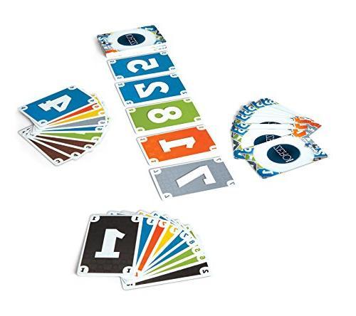Blue GAMES Down Card Game