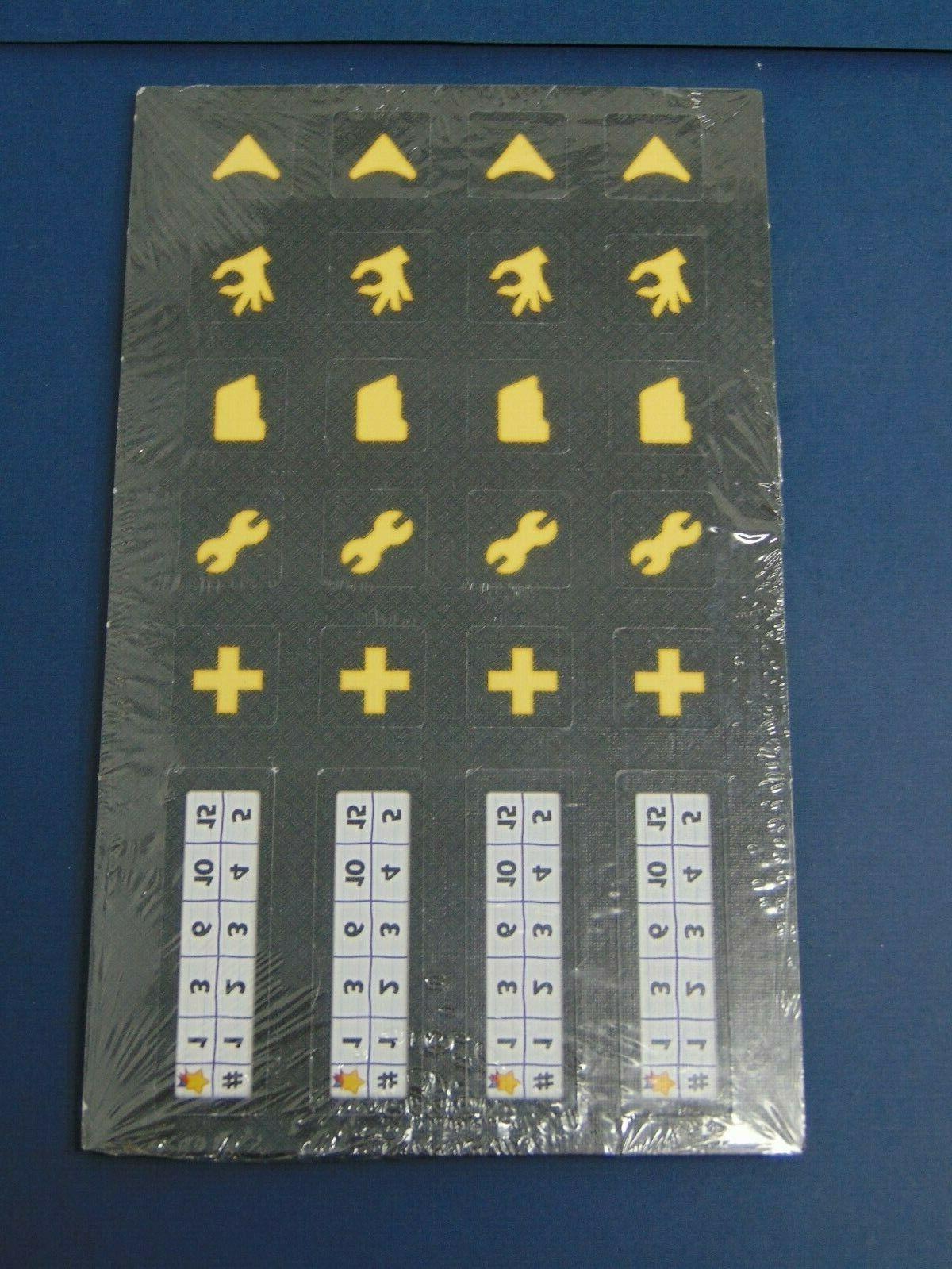 Gizmos Extra Board Game